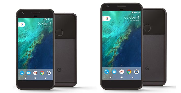 google pixel specifications