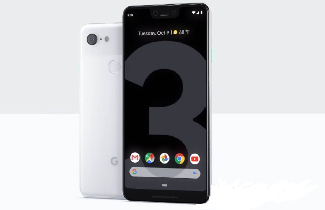 Google Pixel 3 User Guide