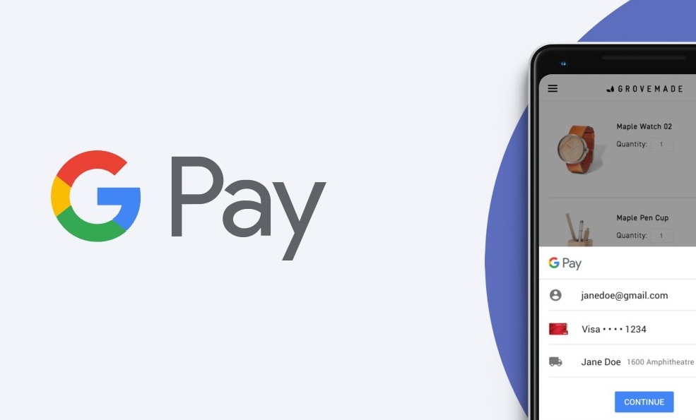 4. How to Use Google Pay on Pixel 3_Pic