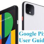 Google Pixel 4 User Guide_Pic